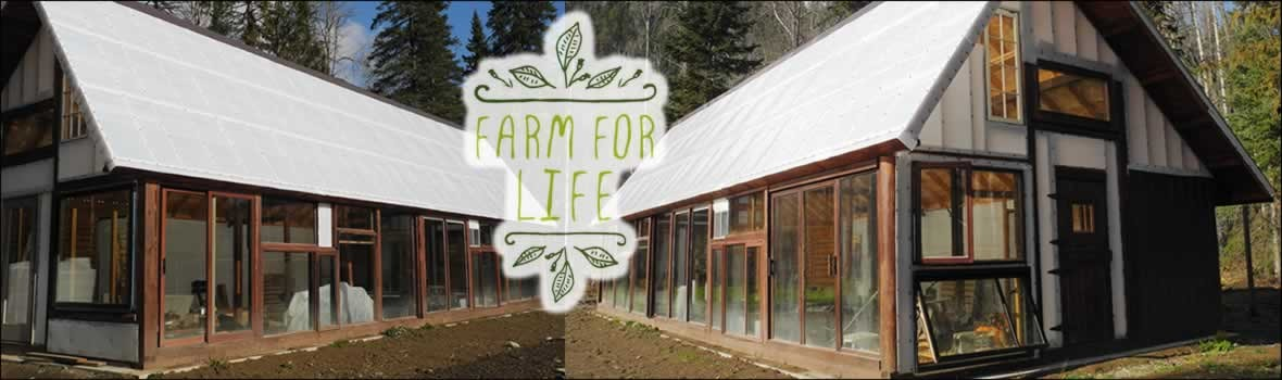 Spruce Spring Stream Farms is uses an off-grid, renewable energy system.