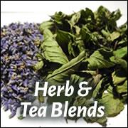 Organic Herb & Tea Blends