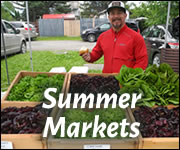 SSSF Summer Markets